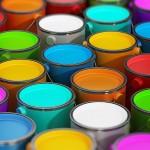 Zastosowanie farby lateksowej