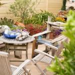 Co zrobić ze starymi meblami w ogrodzie