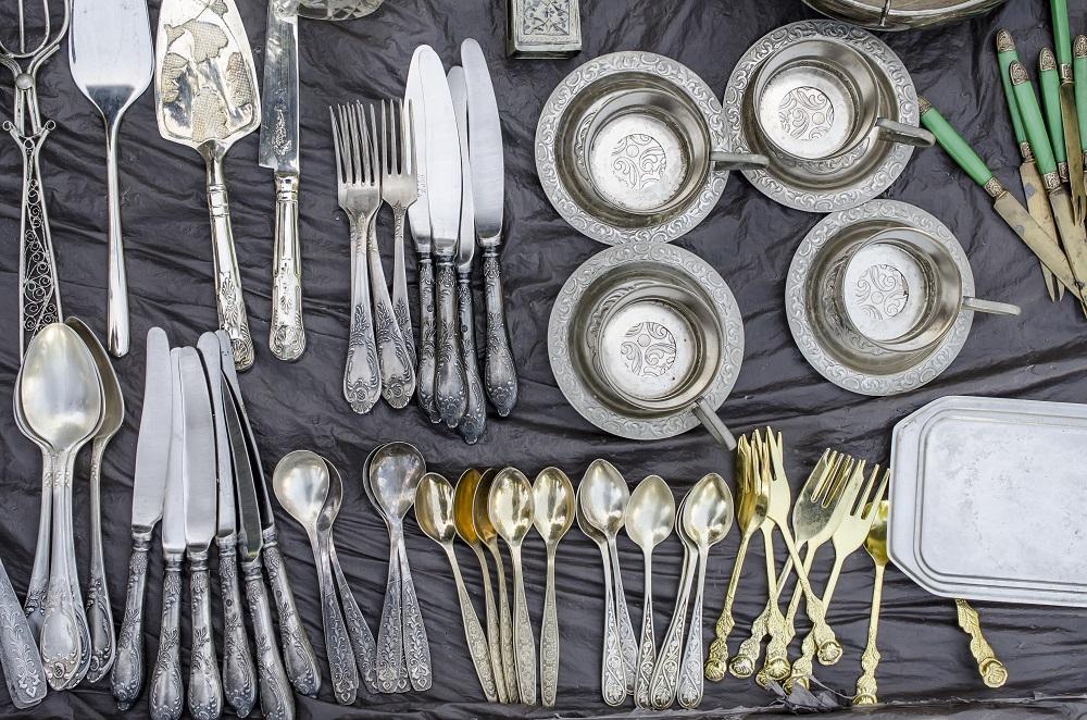 Jak prawidłowo czyścić srebrne sztućce?